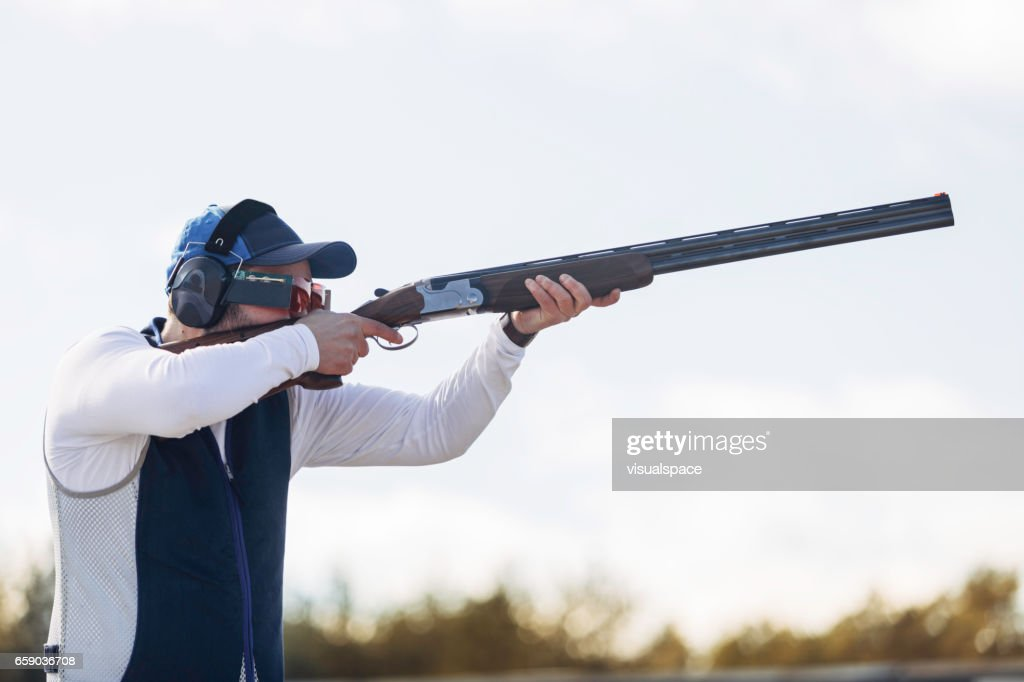 Image result for Clay Shooting istock