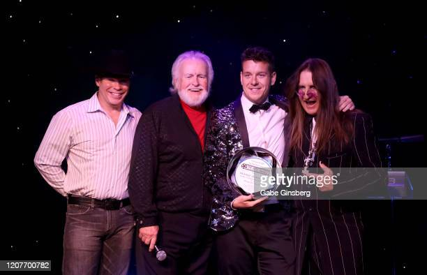 Clay Walker impersonator Ron Hubbard of Kentucky, Kenny Rogers impersonator Richard Hampton of Nevada, Robbie Williams impersonator and recipient of...