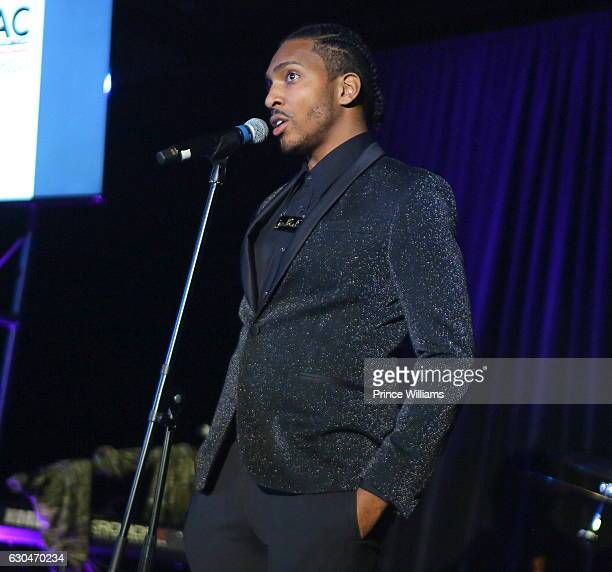 Clay West attends the 9th Annual Celebration 4 A Cause at King Plow Arts Center on December 22 2016 in Atlanta Georgia