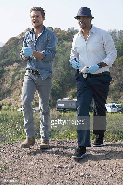 Clayne Crawford and Damon Wayans in LETHAL WEAPON coming soon to FOX
