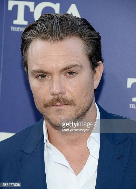 Clayne Crawford attends the FOX Summer TCA Press Tour on August 8 2016 in Los Angeles California
