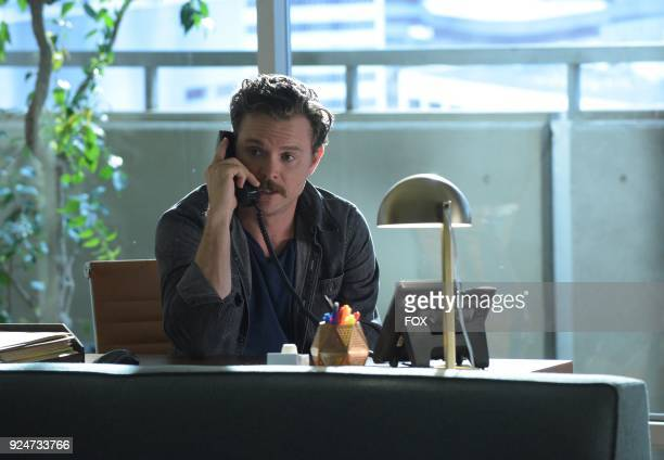 Clayne Crawford in the Odd Couple episode of LETHAL WEAPON airing on FOX