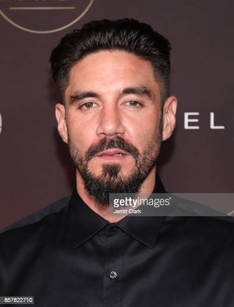 Clayton Cardenas attends People's Ones To Watch at NeueHouse Hollywood on October 4 2017 in Los Angeles California