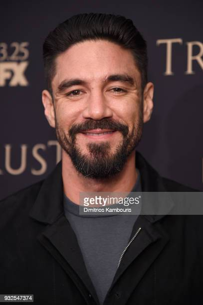 Clayton Cardenas attends the 2018 FX Annual AllStar Party at SVA Theater on March 15 2018 in New York City