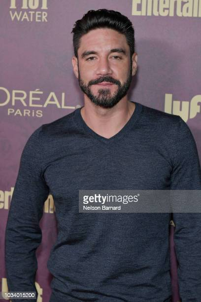 Clayton Cardenas attends the 2018 PreEmmy Party hosted by Entertainment Weekly and L'Oreal Paris at Sunset Tower on September 15 2018 in Los Angeles...