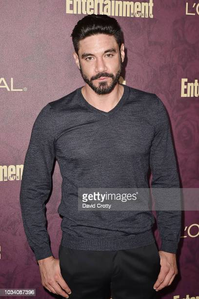 Clayton Cardenas attends the Entertainment Weekly PreEmmy Party 2018 at Sunset Tower Hotel on September 15 2018 in West Hollywood California