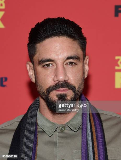 Clayton Cardenas attends the The Americans Season 6 Premiere at Alice Tully Hall Lincoln Center on March 16 2018 in New York City