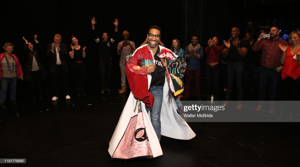 """NY: Legacy Robe Ceremony For """"Ain't Too Proud"""""""