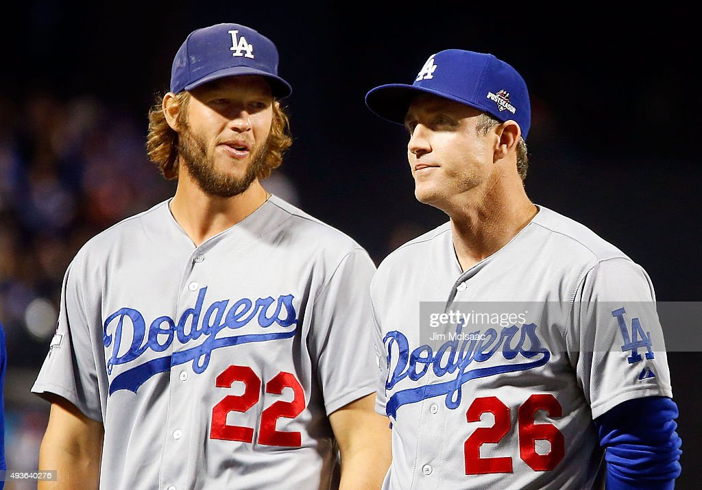 Division Series - Los Angeles Dodgers v New York Mets - Game Three : News Photo