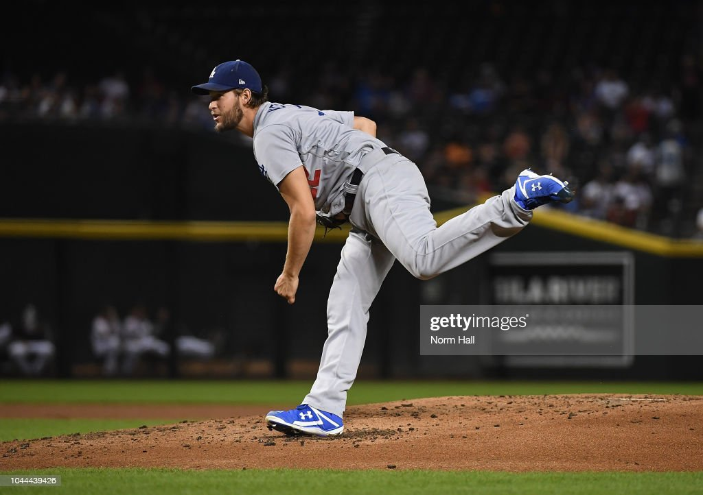 Los Angeles Dodgers v Arizona Diamondbacks : News Photo