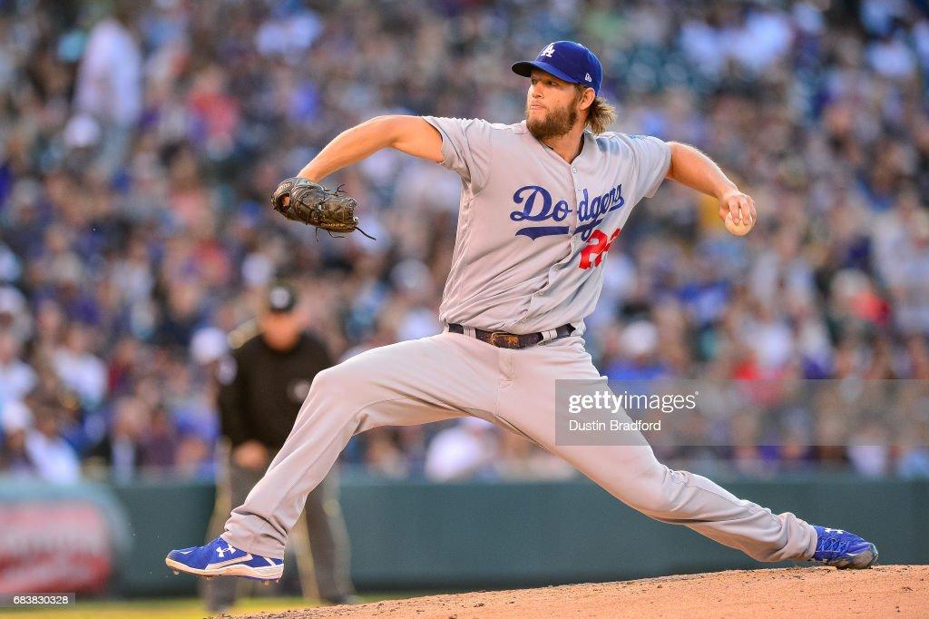 Los Angeles Dodgers v Colorado Rockies : News Photo