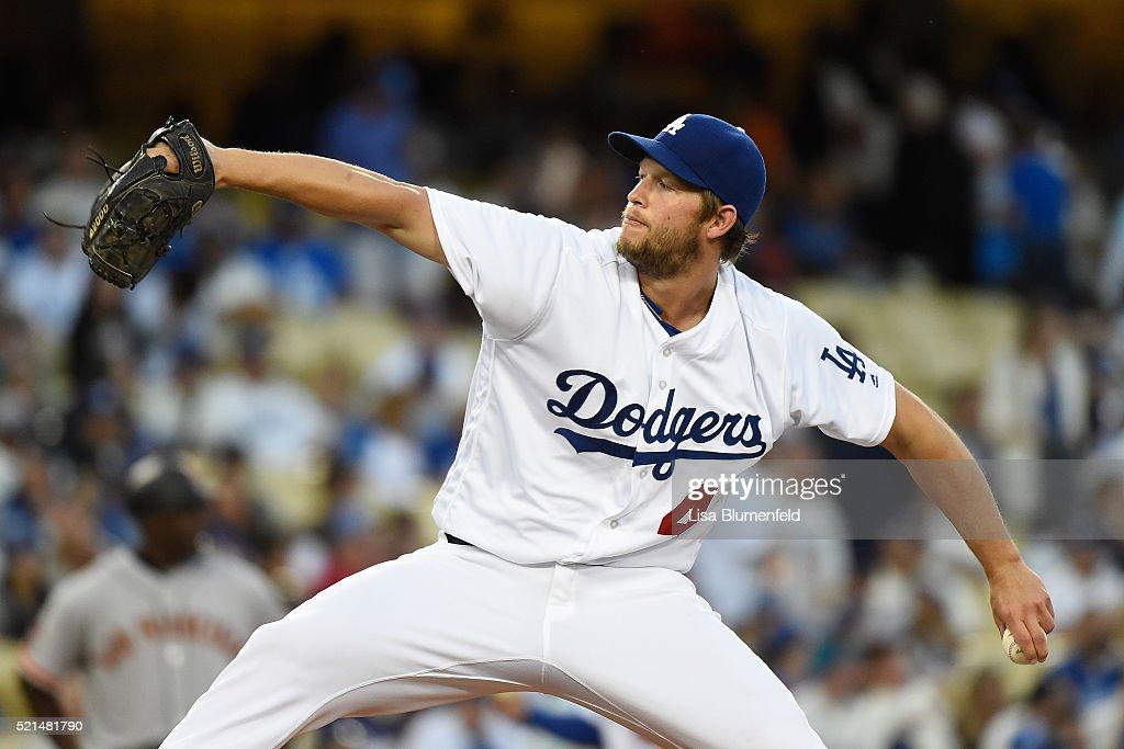 San Francisco Giants v Los Angeles Dodgers : News Photo