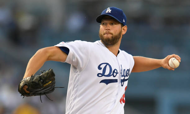 CA: San Francisco Giants v Los Angeles Dodgers