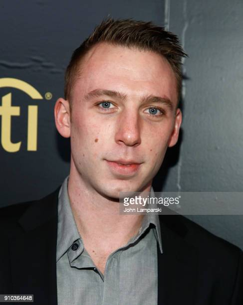 Clayton Knight attends 2018 Billboard Power 100 List at Nobu 57 on January 25 2018 in New York City