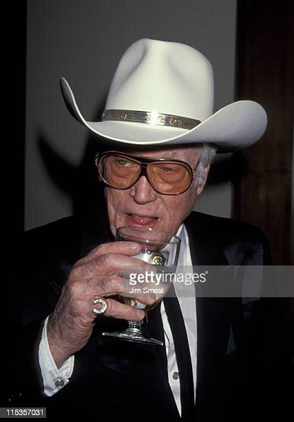 Clayton Moore during 5th Annual Gene Autry Western Heritage Museum Gala at Century Plaza Hotel in Century City, California, United States.