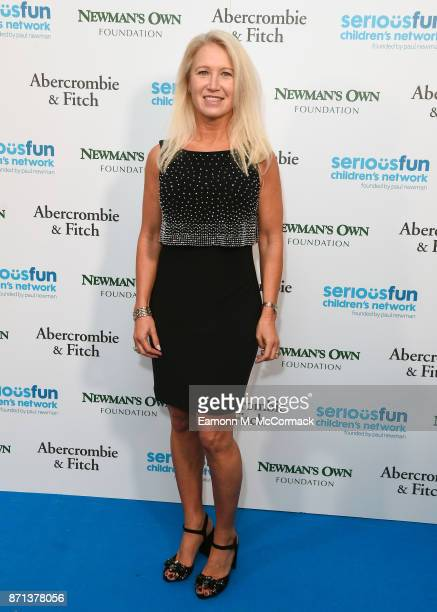 Clea Newman attends The SeriousFun London Gala at The Roundhouse on November 7 2017 in London England