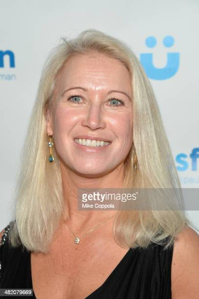 Clea Newman Senior Director attends the SeriousFun Children's Network Gala at Cipriani 42nd Street on April 2 2014 in New York City