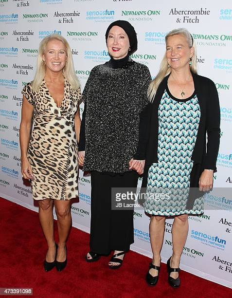 Clea Newman Susan Newman and Nell Newman attend the SeriousFun Children's Network 2015 Los Angeles Gala An Evening of SeriousFun Celebrating the...