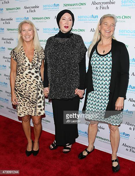 "Clea Newman, Susan Newman and Nell Newman attend the SeriousFun Children's Network 2015 Los Angeles Gala ""An Evening of SeriousFun Celebrating the..."