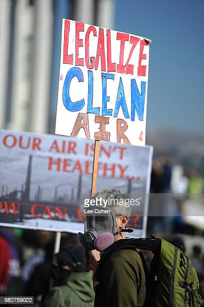 Clean air rally