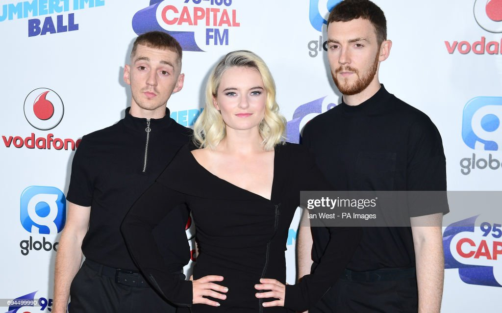 Capital FM Summertime Ball 2017 - London : News Photo