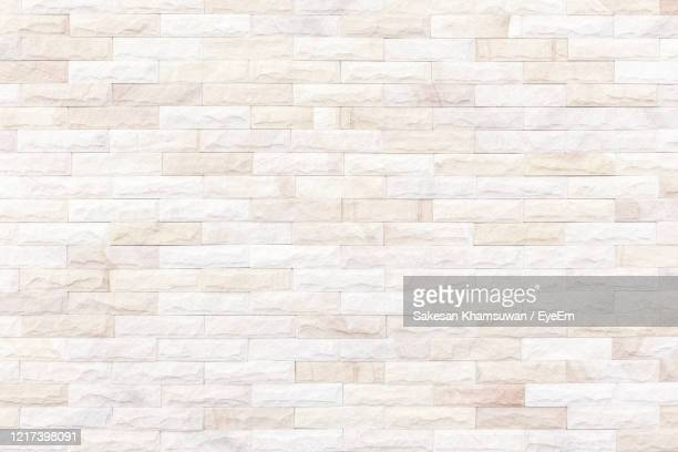 clean clear stone brick wall texture for vintage background - 煉瓦 ストックフォトと画像
