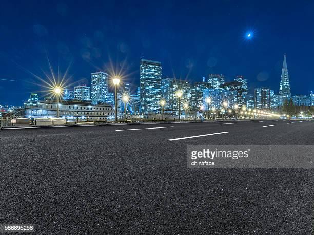 Pulire l'autostrada fino al centro città
