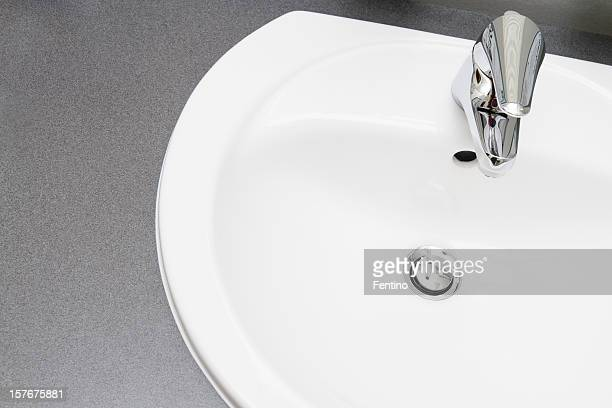 Clean modern Bathroom Sink