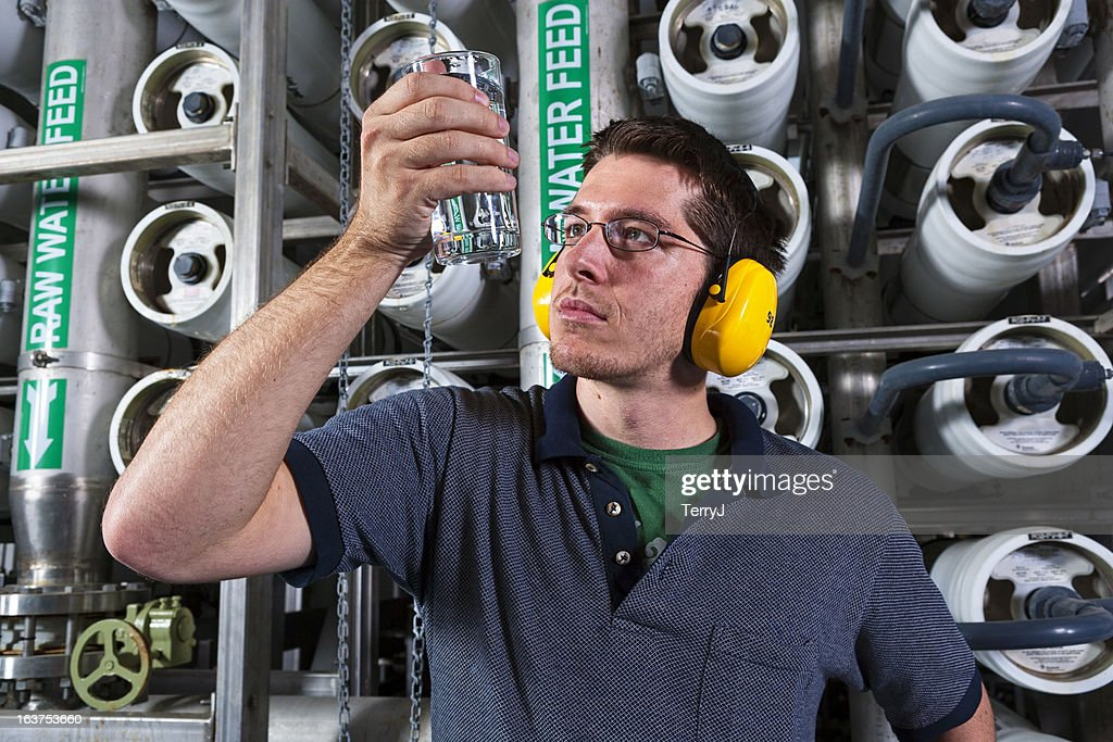 Clean Water : Stock Photo