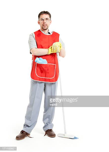 cleaner - stay at home father stock pictures, royalty-free photos & images