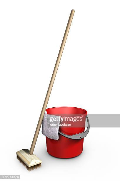 cleaning equipment - broom stock pictures, royalty-free photos & images
