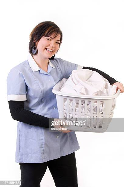 Reinigung Lady