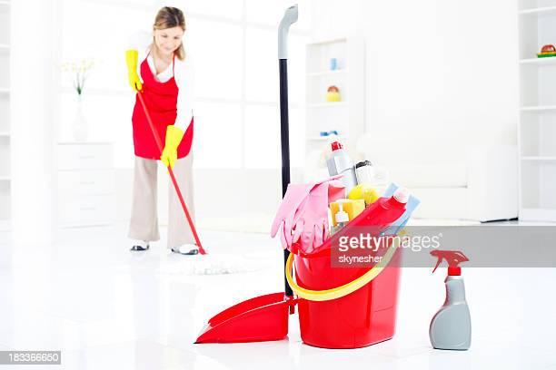 掃除婦ディープマッサージたお部屋です。