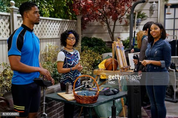 MARLON Cleaning Out The Closet Episode 108 Pictured Gregg Wayans as Mitchell Notlim Taylor as Marley Bresha Webb as Yvette