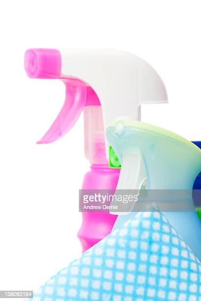 cleaning products - andrew dernie stock pictures, royalty-free photos & images