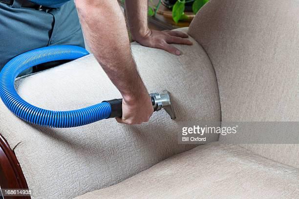 Nettoyage canapé-lit