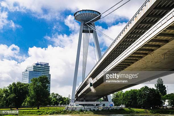 Cleaning the UFO Bridge