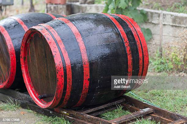 cleaning wooden barrel - karl lagerfield bildbanksfoton och bilder