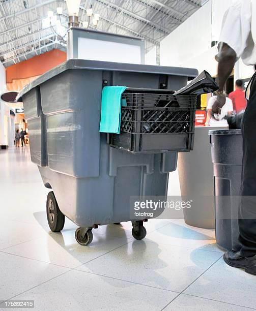 Nettoyage de travail