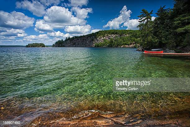 clear as day - ontario canada stock pictures, royalty-free photos & images