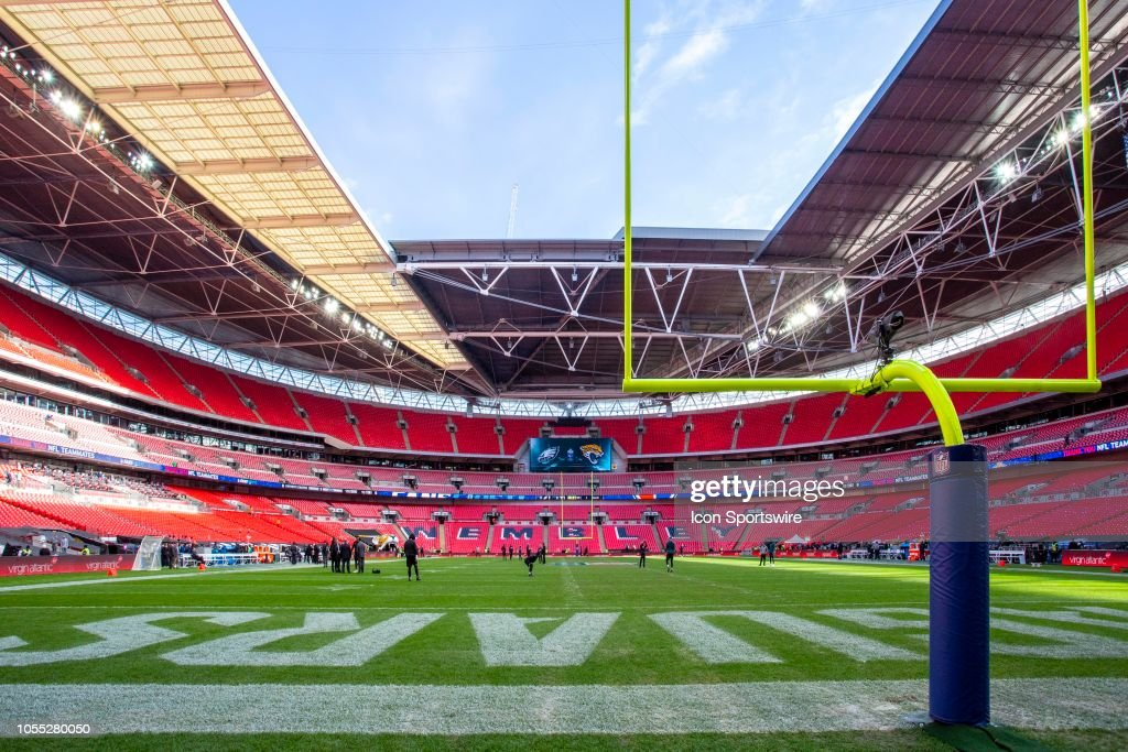 NFL: OCT 28 International Series - Eagles at Jaguars : News Photo