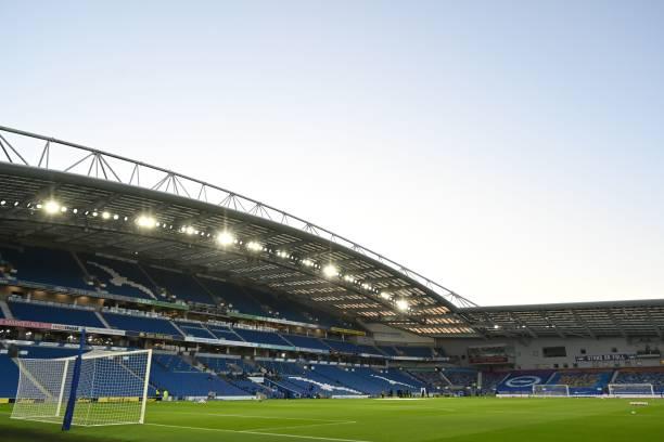 GBR: Brighton & Hove Albion v West Bromwich Albion - Premier League