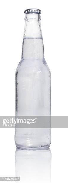 透明ソーダ、反射