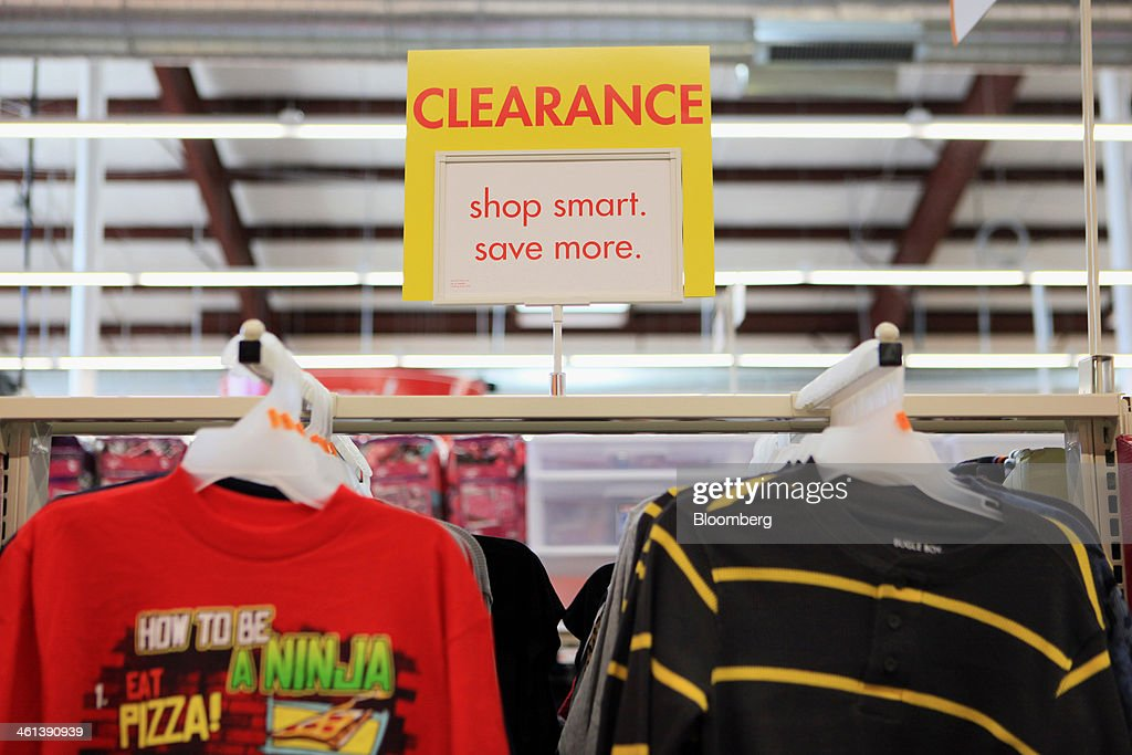 Closeout clothing stores