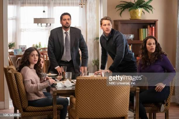 MANIFEST Cleared for Approach Episode 113 Pictured Luna Blaise as Olive Stone JR Ramirez as Det Jared Vasquez Josh Dallas as Ben Stone Athena...