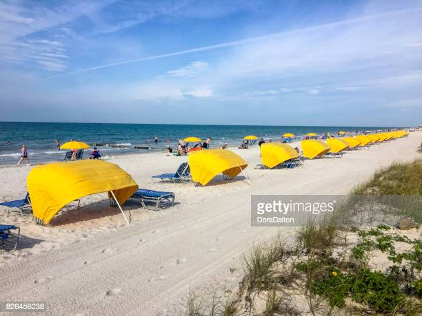 clearwater beach - lee county florida stock photos and pictures