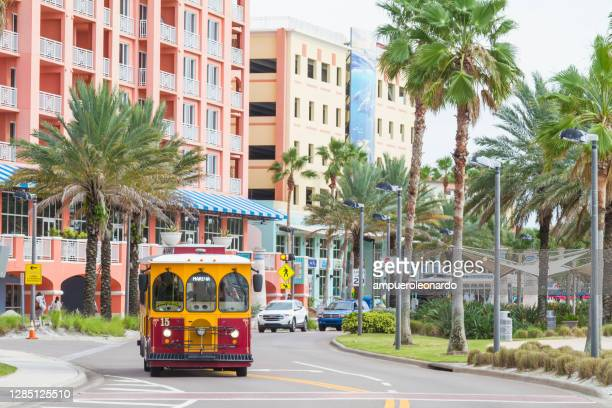 clearwater beach, st. petersburg, florida, united states of america usa - clearwater florida stock pictures, royalty-free photos & images