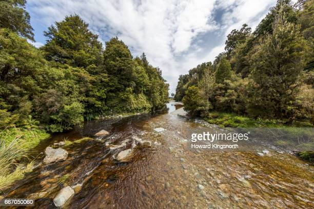 Clearwater River, lake Matheson