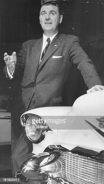 Cleghorn; President of Hertz drive-it-yourself company.;