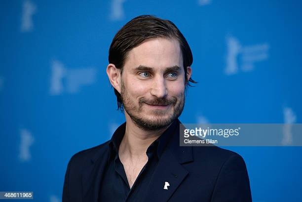 Clemens Schick attends the 'Praia do futuro' photocall during 64th Berlinale International Film Festival at Grand Hyatt Hotel on February 11 2014 in...
